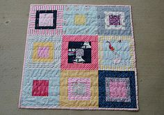 Baby Out to Sea Quilt by Fresh Lemons : Faith, via Flickr