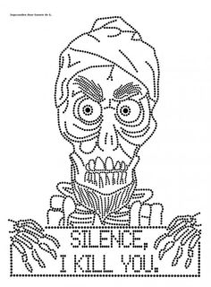 jeff dunham characters coloring pages - photo#17