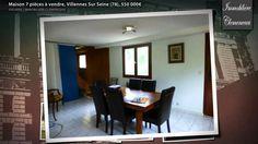 Maison 7 pièces à vendre, Villennes Sur Seine (78), 550 000€