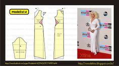 Christina Aguilera White peekaboo dress