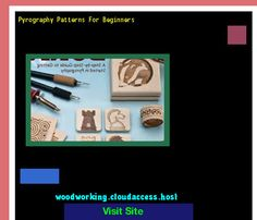 Pyrography Patterns For Beginners 154822 - Woodworking Plans and Projects!