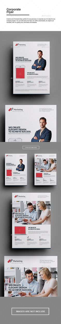 Corporate Flyer - Corporate Flyer Template PSD. Download here: http://graphicriver.net/item/corporate-flyer/10401525?s_rank=1794&ref=yinkira