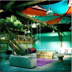 Interiores con encanto VII: Oficinas espectaculares (2da. parte)