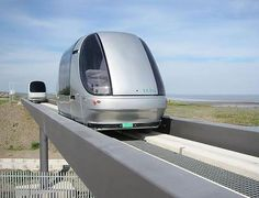 The ULTra (Urban Light Transport) is being developed by the British company Advanced Transport Systems (ATS).