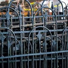 wrought iron fence - Google Search