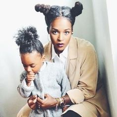 Natural hair - so cute   Via Instagram: @jiranobeauty