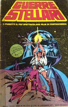 Guerre Stellari - Fumetto n.1 del 1977