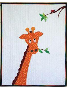 That Giraffe Quilt Pattern