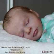Reborn doll ,baby, girl, Prototype, OOAK, Realborn(R), preemie, Thomas