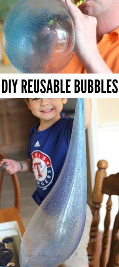 Reusable Bubbles