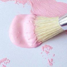 Imagem de pink, pastel, and paint