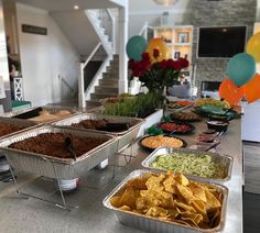 Whether it's indoors or outdoors, we can deliver and set up the food for your next event. Give us a call at Catering, Tacos, Mexican, Outdoors, Birthday, Ethnic Recipes, Food, Outdoor, Catering Business