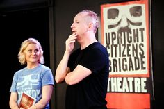 A lot of improv is terrible, even onstage with trained improvisers. But what makes it interesting, hilarious and endearing is the wholehearted attitude towards failure that good improvisers possess. Failure happens - it's imperative to learning. On the heels if the NYC-DOE test scores, we need to remember that more than ever.