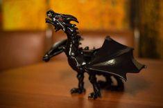 Resin Black Dragon Model 1//6 SD BJD Blank Body Handmade Creative Toys Gifts DIY