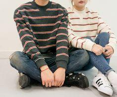 Korean Couple Fashion                                                                                                                                                     More
