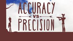 What's the difference between accuracy and precision? Matt Anticole explains what exactly precision is and how can help us to measure things better. http://www.wordperfectenglish.com/practice-speaking-english/
