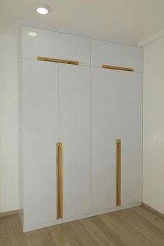 LOHGENDRA INTERIORS providing Concealed Wooden Handle Wardrobes at all over Tamilnadu and Chennai OMR - by Lohgendra Interiors, Chennai Wooden, Wardrobe Design, Handle, Cupboard, Wardrobes, Interior, Wardrobe Handles, Closet Design, Wooden Handles