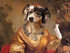 Zoom : Et si Raphaël avait peint mon chien ?