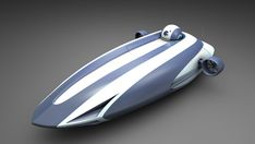 Unmanned Surface Vehicle | Yanko Design