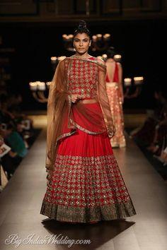 Manish Malhotra designer lehenga collection