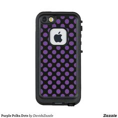 Purple Polka Dots Phone Case   Available on many products! Hit the 'available on' tab near the product description to see them all! Thanks for looking!  @zazzle #art #polka #dots #shop #iphone #case #phone #electronic #accessory #accessories #fashion #style #women #men #shopping #buy #sale #gift #idea #samsung #galaxy #apple #mac #ipad #tablet #computer #lifestyle #fun #sweet #cool #neat #modern #chic #laptop #sleeve #ipad #purple #white