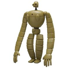 Amazon.com: 1/20 Robot Soldier Gardener Ver. from Laputa Castle in the Sky: Toys & Games