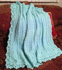 Crochet For Children: Mayflower Baby Blanket - Free Pattern