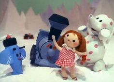 Most children today have grown up watching the classic Christmas special 'Rudolph the Red Nosed Reindeer' that was filmed using stop-motion animation. Christmas Tv Shows, Christmas Past, Christmas Images, A Christmas Story, All Things Christmas, Vintage Christmas, Christmas Holidays, Christmas Crafts, Christmas Specials