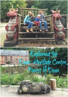 Our review and top tips for visiting the Dean Heritage Centre in the Forest of Dean