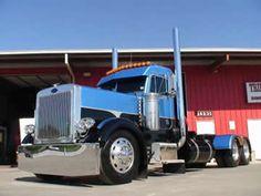 Cool Semi-Trucks | Thread: Lowered Semi Trucks