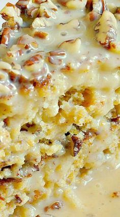 Pumpkin Praline Cake #coupon code nicesup123 gets 25% off at  www.Provestra.com www.Skinception.com and www.leadingedgehe...