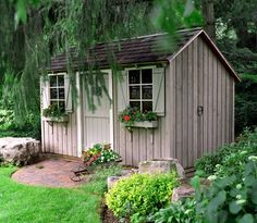 Get Inspired By These Amazing Sheds Design Ideas