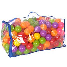 going to make a homemade ball pit!!!! put all these balls in her inflatable pool inside for the winter. she will love it.