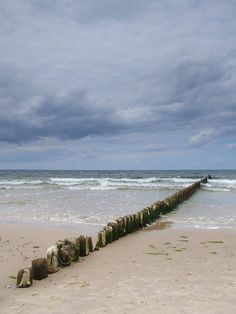 Poland - Baltic coast in Międzyzdroje by Agnieszka Piatkowska, via Flickr