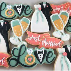 Perfect Wedding Cookies