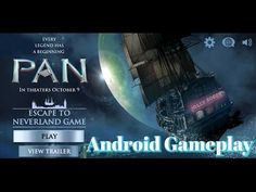 PAN: ESCAPE TO NEVERLAND Gameplay on Android / Partida de PAN: ESCAPE TO NEVERLAND en Android - YouTube #androidgame #pan #peterpan #gaming #android #mobile #galaxys6 #s6edge