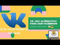 vk a rede social similar ao facebook - YouTube Facebook Youtube, Marketing, Logos, Amazing, Make Money On Internet, Languages, Logo