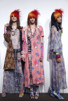 madly in love with this libertine collection. s/s '13