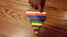 Cuisenaire Rods and Preschool Math Activities Homeschool Math, Math Activities, Preschool, Children, Easy, Young Children, Boys, Kid Garden, Kids
