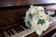 Photo by Katie Britt Photography, flowers by Lehrer's, Denver CO