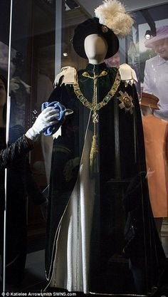 e6ff5992a1 The Queen s most iconic outfits to go on display at Buckingham Palace