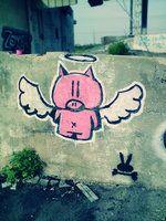 Angel piggy by daskull