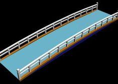 Toilet Plumbing Detail with Pipes and fittings - Autocad DWG Bridge Design, Railing Design, Autocad, Cad Blocks Free, Pvc Pipe Fittings, Jaali Design, Pillar Design, Entry Gates, Suspension Bridge