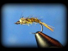 Fly Tying: BWO Flashback Barr Emerger - YouTube