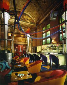 Le Cirque 2000 « Jaroff Design – Mison Concepts: Custom Architectural Metal & Glass Fabrication