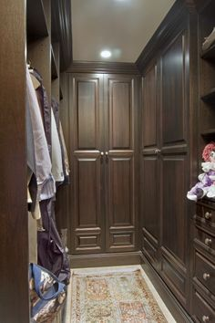 Elegant Closet Organization Custom Cabinetry Philadelphia Renovation
