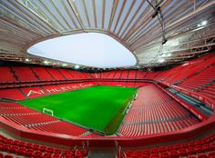 El Athletic invertirá 12,6 millones de euros en la cubierta de San Mamés