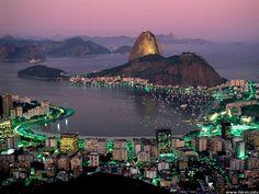 sugar loaf mountain rio de janeiro brazil