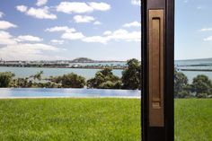 OPTION FOR EX DOORS in black VS locking Flush Pull Chant Hardware » Archipro