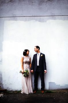 This stylish couple's wedding story (and photos!) might change how you feel about elopements